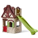 Пластиковые игровые домики