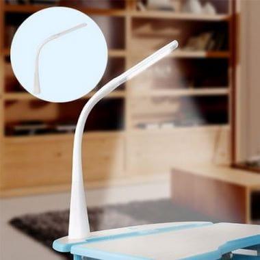 настольная светодиодная лампа fundesk l1 FunDesc