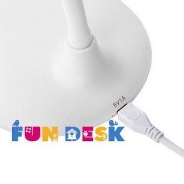 Настольная светодиодная лампа FunDesk L5