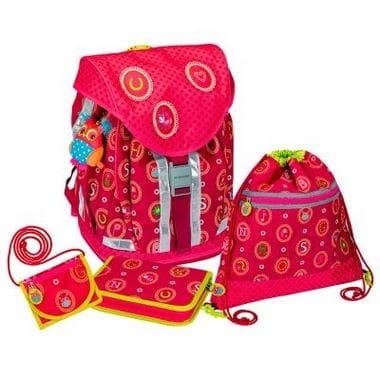 """Школьный рюкзак """"ABC"""" Flex Style с наполнением"""