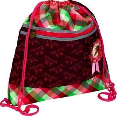 Школьный ранец Pferdefreunde Ergo Style+ с наполнением
