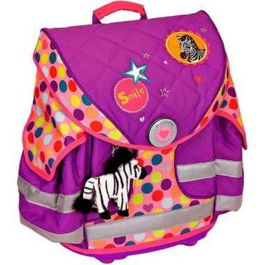 Школьный ранец Bunte Punkte Ergo Style+ с наполнением