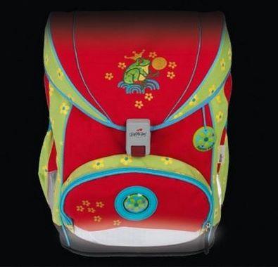 """Ранец ErgoFlex """"Осьминог"""", спортивная сумка, два пенала и папка-бокс"""
