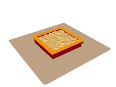Песочница Радуга Romana 109.01.02