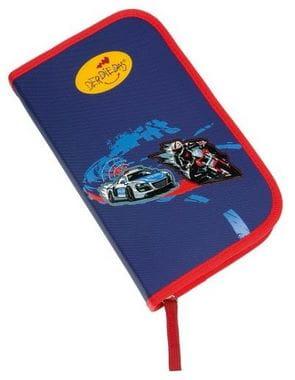 """Ранец ErgoFlex XL """"Крутой вираж"""", спортивная сумка, два пенала и папка-бокс"""