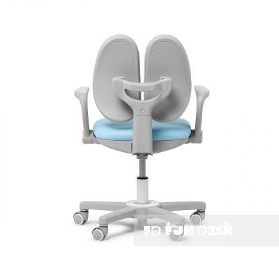 Детское эргономичное вращающееся кресло Fundesk Mente с подлокотниками