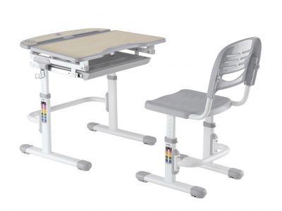 Комплект парта и стул для малышей FunDesk Sorriso