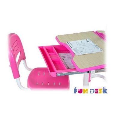 Комплект парта и стул-трансформеры FunDesk Cura
