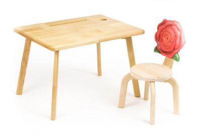 Комплект детской мебели Цветочек Розочка