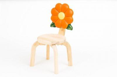 Детский стульчик Цветочек Маргаритка