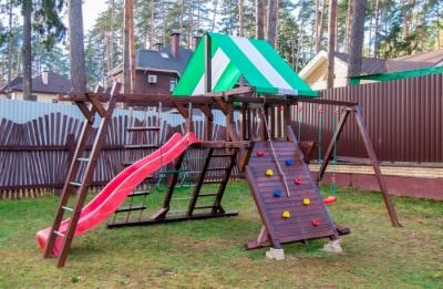 Детская площадка «Таити»