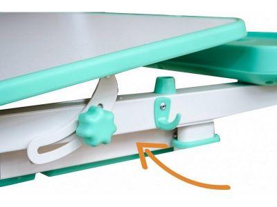 Комплект парта и стульчик Mealux BD-04 (EVO-04 New) с лампой