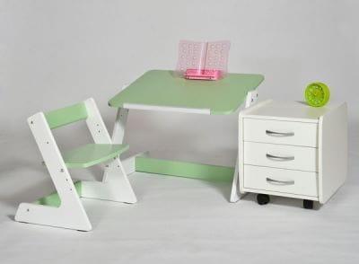 "Комплект для малышей Астек ""Пиноккио"" стол и стул"