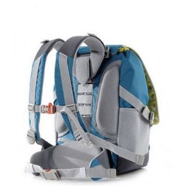 Школьный рюкзак Nanotec с ортопедической спинкой