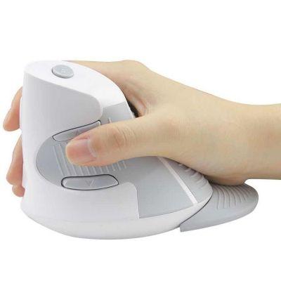 Вертикальная эргономичная мышь SmartStool DeLux Wireless (беспроводная)