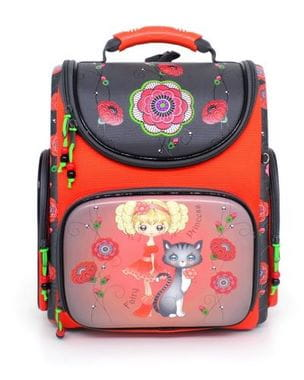 Ранец Hummingbird Fairy Princess для девочки (K102)