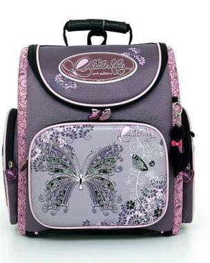 Ранец Hummingbird Butterfly для девочки (K34)