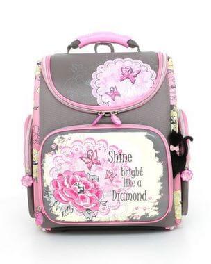 Ранец Hummingbird Shine Bright Like a Diamond для девочки (K68)