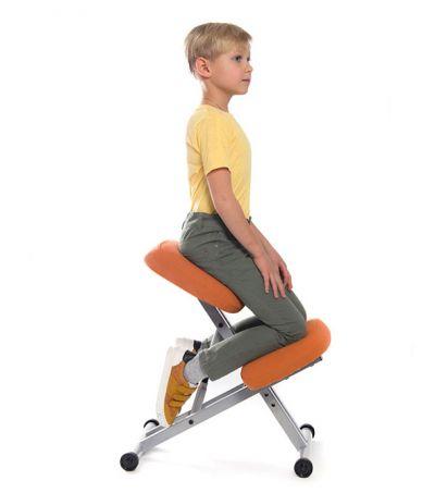 Коленный стул SmartStool KM01 Black без чехла
