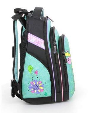 Ранец с бабочкой Hummingbird Teen для девочки (T26)