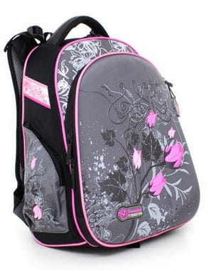Ранец Hummingbird Teen с цветочным орнаментом для девочки (T43)