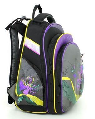 Ранец Hummingbird Teen с цветами для девочки (T48)