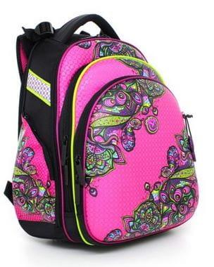 Ранец Hummingbird Teen с цветочным принтом для девочки (T56)
