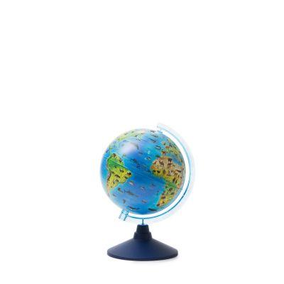 Глобус Зоогеографический (Детский) 210 мм Globen серия Классик евро