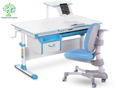 Комплект парта и кресло Mealux EVO-40 (дерево)