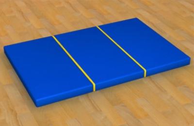 Мат гимнастический (складной) 1 х 1.5 м
