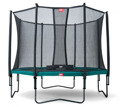 Батут Berg Champion 270 + Safety Net Comfort D=270 см
