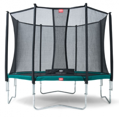 Батут Berg Favorit 330 + Safety Net Comfort D=330 см