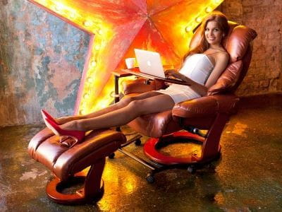 Кресло для отдыха Relax Lux