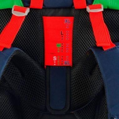 """Ранец ErgoFlex """"Гонки"""", спортивная сумка, два пенала и папка-бокс"""