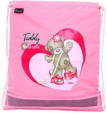 Ранец Hummingbird Teddy Fashionista для девочки (K92)