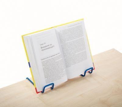 Подставка для книг ДЭМИ для наклонных столешниц ПДК-02