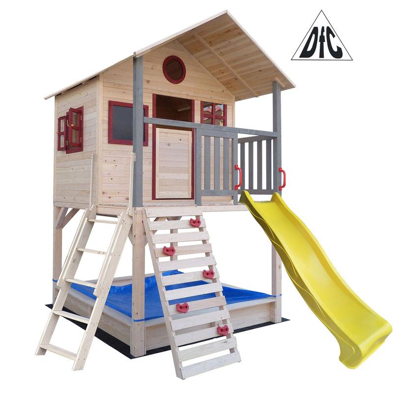 Купить со скидкой Детский деревянный городок DFC DKW298
