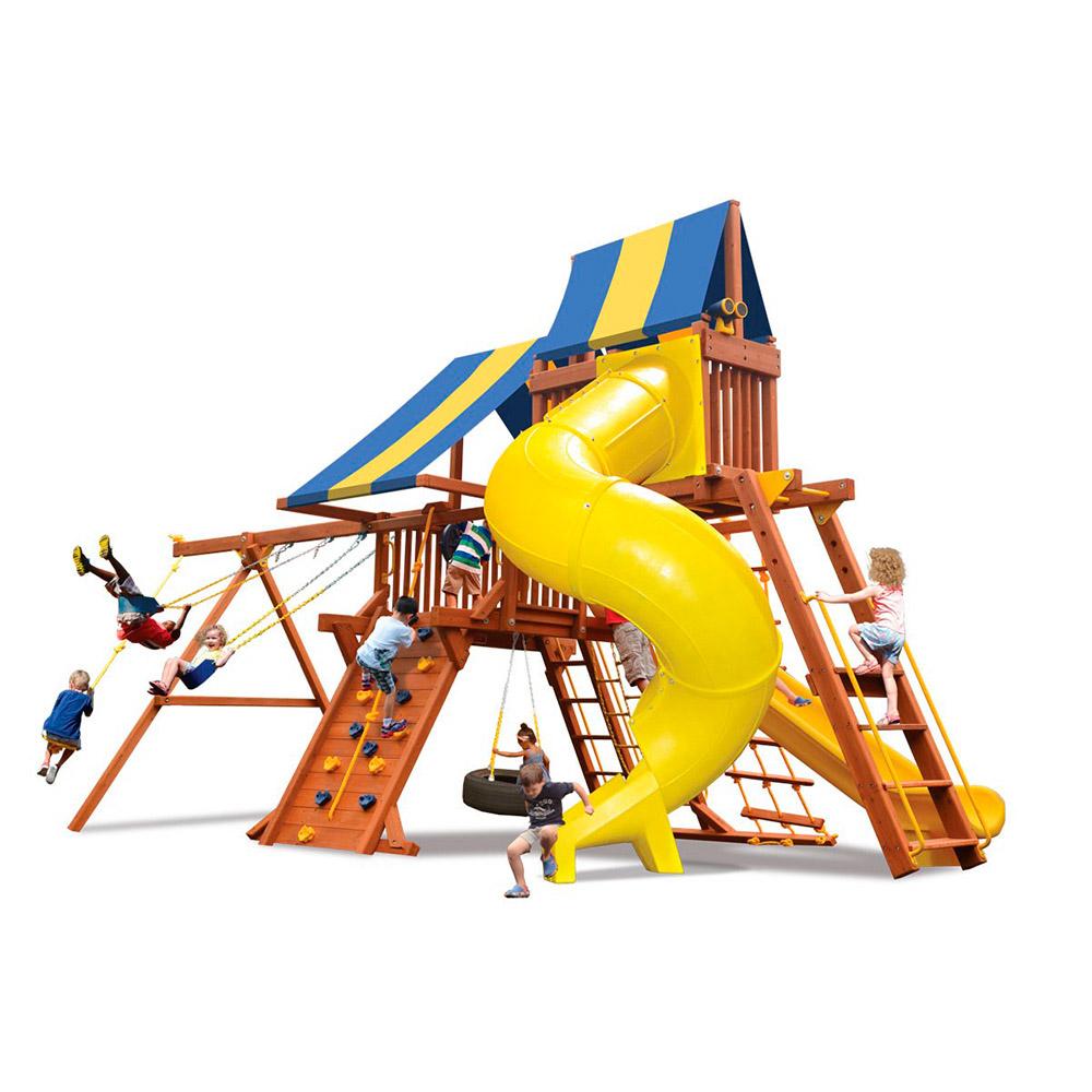 Игровая площадка Playnation Техасец 5.5
