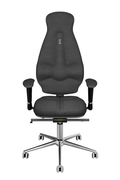 Офисное кресло Kulik System Galaxy Металл Серый Серебро эргономичное кресло kulik system galaxy 1104