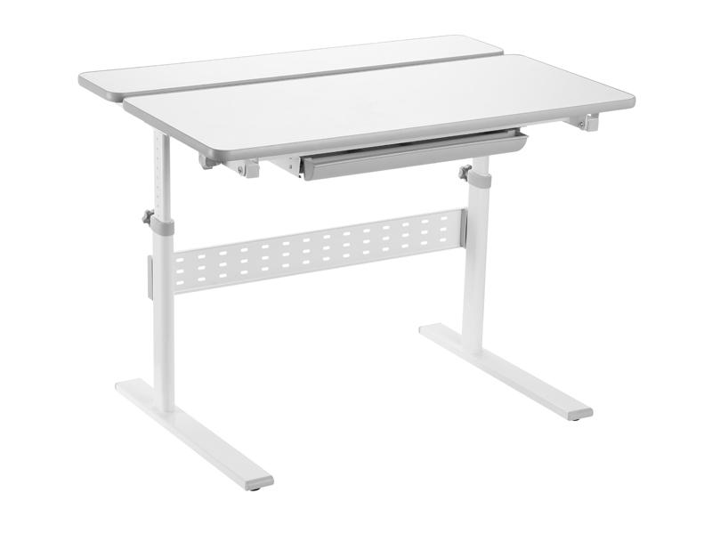 Парта FunDesk Парта-трансформер для школьника Colore Grey