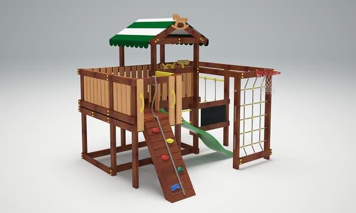 Савушка Детская площадка Савушка-Baby - 8 (Play)