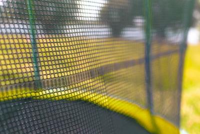 Защитная сеть со стойками для батута Kogee-Fun Sun 12' батут kogee tramps fun tramp 6' – 1 8 метра