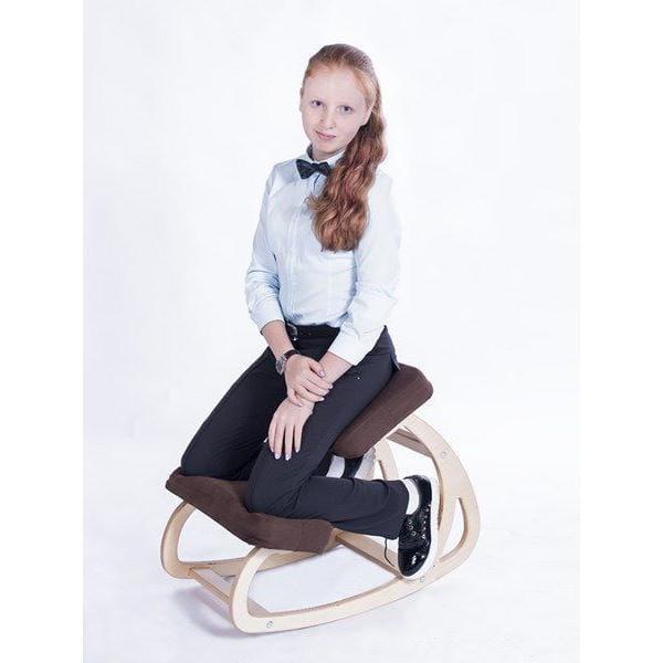 Стул Конек Горбунек Балансирующий коленный стул Конёк Горбунёк кресло гелиокс коленный стул орто с газ лифтом
