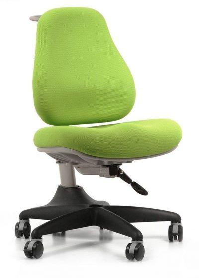 Комплект ДЭМИ Парта СУТ-25-01Д WHITE DOUBLE с раздельной столешницей с креслом Match Chair и прозрачной накладкой на парту 65х45