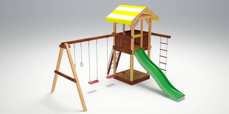 Савушка Детская игровая площадка - 4
