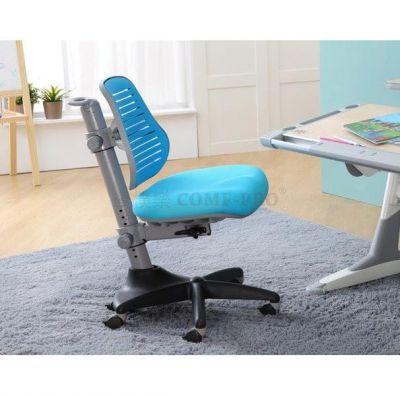 """Комплект Comf-pro Стол """"ТОКИО"""" (без ящика) с компьютерным стулом Conan и прозрачной накладкой на парту 65х45"""
