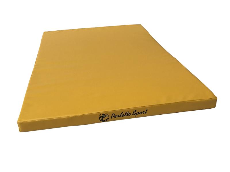 Perfetto Sport Мат (120 х 120 х 5) жёлтый для PS 205, 206, 207, 208 автотрек kidkraft трек тачки 3 без стола