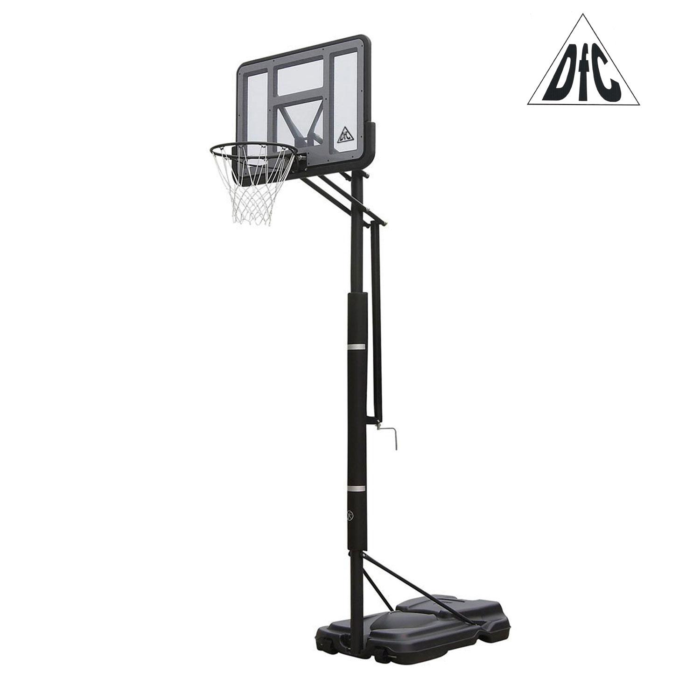 "цены DFC Мобильная баскетбольная стойка 44"" STAND44PVC1"