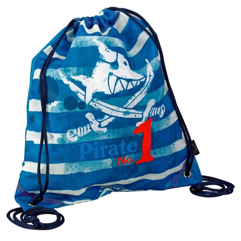 Мешок для обуви Capt'n Sharky сумки для детей spiegelburg спортивная сумка captn sharky 30480
