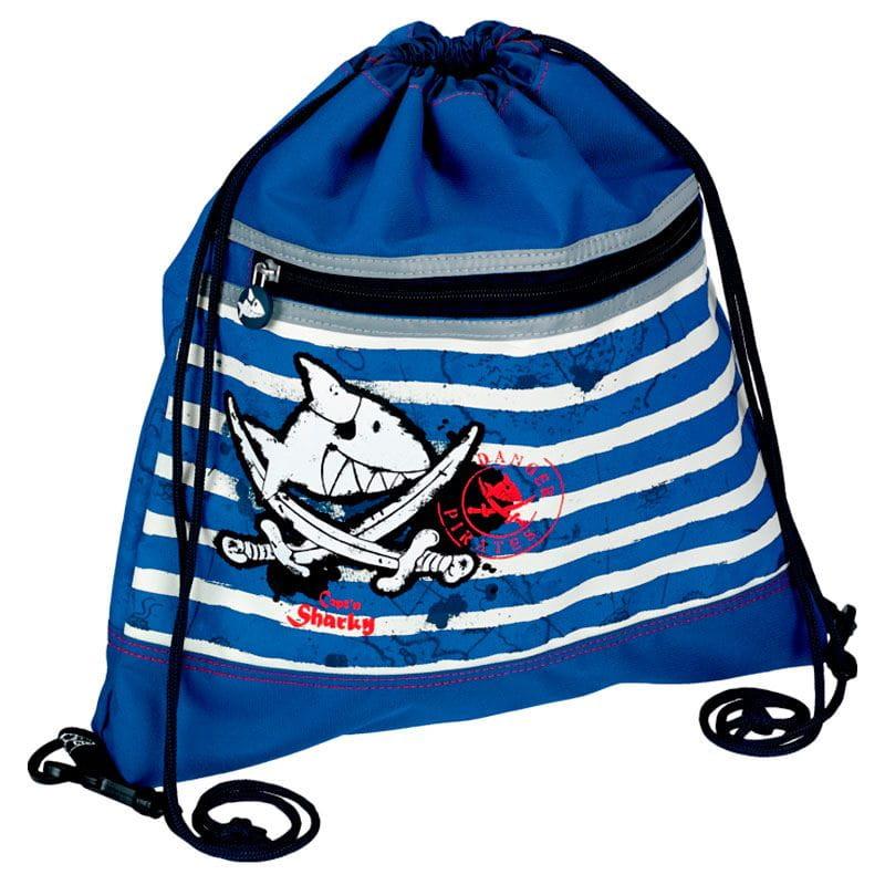 Мешок для обуви Capt'n Sharky 2 сумки для детей spiegelburg спортивная сумка captn sharky 30480